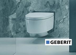 Sehr Dusch-WC - hygienisch wie ein Bidet - mit Geberit nachrüsten QX21