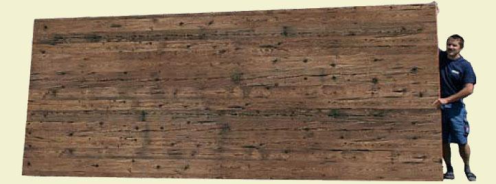 landhausdielen und holzplatten aus altholz. Black Bedroom Furniture Sets. Home Design Ideas