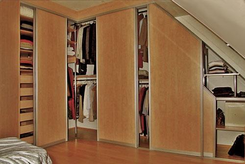 schranksystem mit einbauschrank auf zu. Black Bedroom Furniture Sets. Home Design Ideas