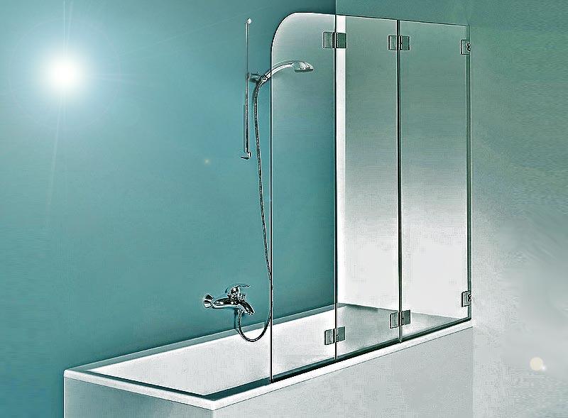 badewanne trennwand glas. Black Bedroom Furniture Sets. Home Design Ideas