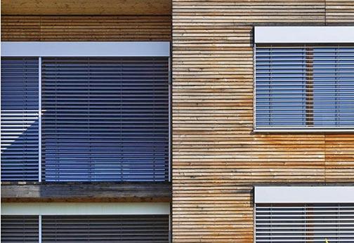 Passivhaus wandaufbau mauerwerk  Fertigteilhaus aus Holz: Passivhaus-tauglich mit Solar-Heizung