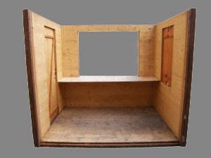 verkaufsh tten verleih h tten f r events und feste. Black Bedroom Furniture Sets. Home Design Ideas