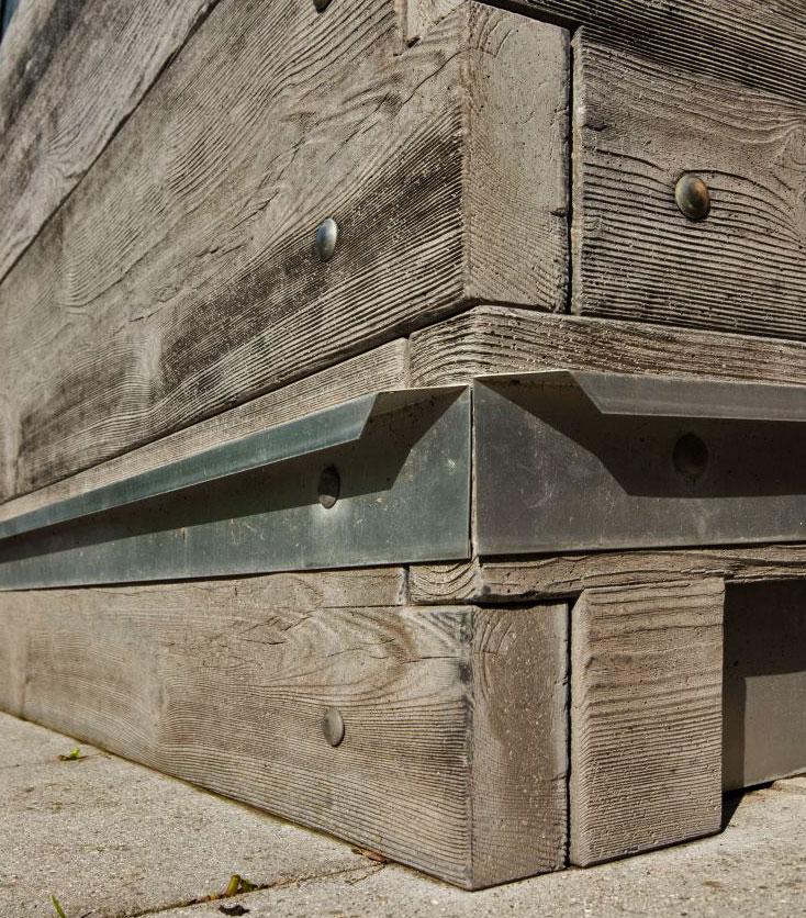 Betonhochbeet Bausatz Für Hochbeet Zum Selber Bauen