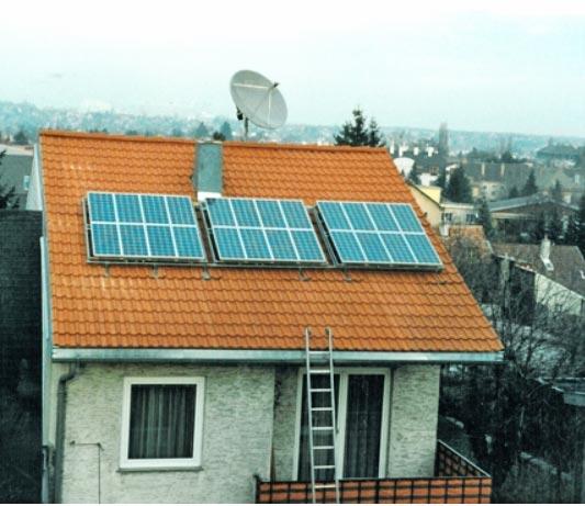 solardach solar warmwasser und photovoltaik. Black Bedroom Furniture Sets. Home Design Ideas
