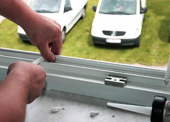 Favorit Fensterdichtungen Montage und Fenster-Service - Dichtungsprofi PL25