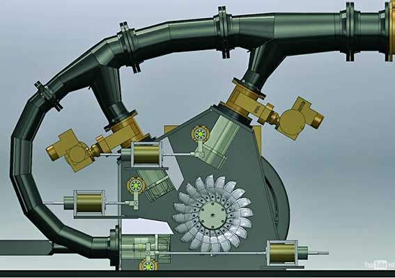 trinkwasserkraftwerk turbine auch in trinkwasser leitung. Black Bedroom Furniture Sets. Home Design Ideas