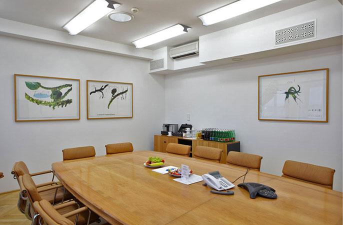 kunstwerke mieten f r arztpraxis empfangsr ume. Black Bedroom Furniture Sets. Home Design Ideas